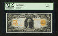 Large Size:Gold Certificates, Fr. 1186 $20 1906 Gold Certificate PCGS Gem New 66....