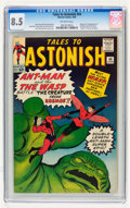 Silver Age (1956-1969):Superhero, Tales to Astonish #44 (Marvel, 1963) CGC VF+ 8.5 Off-white pages....