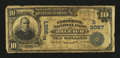 Raleigh, NC - $10 1902 Date Back Fr. 618 The Commercial NB Ch. # (S)9067