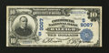 National Bank Notes:North Carolina, Raleigh, NC - $10 1902 Date Back Fr. 618 The Commercial NB Ch. # (S)9067. ...
