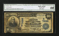 Durham, NC - $10 1902 Date Back Fr. 616 The Citizens NB Ch. # (S)7698