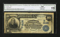 Charlotte, NC - $10 1902 Date Back Fr. 623 The Commercial NB Ch. # (S)2135