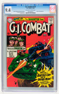 Silver Age (1956-1969):War, G.I. Combat #116 (DC, 1966) CGC NM 9.4 Off-white to white pages....