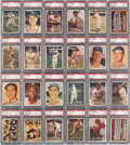 Baseball Cards:Sets, 1957 Topps Baseball Complete Set (407) - #13 on the PSA SetRegistry. ...