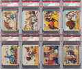 "Non-Sport Cards:Sets, 1933 R172 ""Wild West Series"" Near Set (47/49). ..."