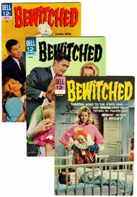 Bewitched #7-11 and 14 File Copies Group (Dell, 1966-67) Condition: Average VF/NM.... (Total: 6 Comic Books)