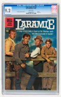 Silver Age (1956-1969):Western, Four Color #1125 Laramie (Dell, 1960) CGC NM- 9.2 White pages....