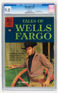 Silver Age (1956-1969):Western, Four Color #1167 Tales of Wells Fargo (Dell, 1961) CGC VF/NM 9.0 White pages....