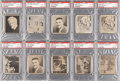 """Baseball Cards:Sets, 1948 Swell Gum """"Babe Ruth Story"""" Collection (93). ..."""