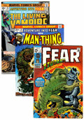 Bronze Age (1970-1979):Horror, Fear Group (Marvel, 1971-75) Condition: Average FN/VF.... (Total:30 Comic Books)