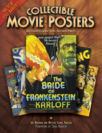 Collectible Movie Posters: Illustrated Guide With Auction Prices