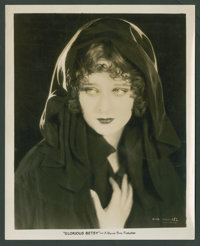 "Dolores Costello in ""Glorious Betsy"" (Warner Brothers, 1928). Photos (2) (8"" X 10""). Drama. ... (Tot..."