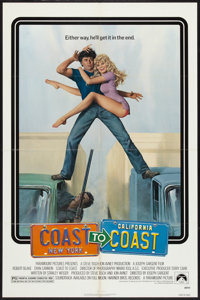 """Coast to Coast Lot (Paramount, 1980). One Sheets (2) (27"""" X 41""""). Comedy. ... (Total: 2 Items)"""
