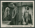"Movie Posters:Adventure, Samson and Delilah Lot (Paramount, 1949). Photos (9) (8"" X 10"").Adventure.. ... (Total: 9 Items)"