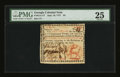 Colonial Notes:Georgia, Georgia September 10, 1777 $4 PMG Very Fine 25....