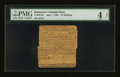 Colonial Notes:Delaware, Delaware June 1, 1759 15s PMG Good 4 Net....