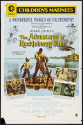 "Movie Posters:Adventure, The Adventures of Huckleberry Finn Lot (MGM, R-1970). One Sheets(3) (27"" X 40"" and 27"" X 41""). Adventure.. ... (Total: 3 Items)"