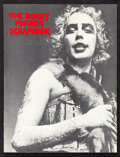 """Movie Posters:Rock and Roll, The Rocky Horror Picture Show Scrapbook (Star Fleet Productions, 1979). Program (Multiple Pages, 10.75"""" X 14""""). Rock and Rol..."""