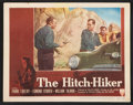 "Movie Posters:Film Noir, The Hitch-Hiker (RKO, 1953). Lobby Card Set of 8 (11"" X 14""). Film Noir.. ... (Total: 8 Items)"