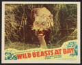 """Movie Posters:Documentary, Wild Beasts at Bay (Cosmopolitan, 1947). Lobby Cards (7) (11"""" X 14""""). Documentary.. ... (Total: 7 Items)"""