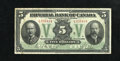 Canadian Currency: , Toronto- Imperial Bank of Canada $5 Nov. 1, 1923 Charlton 375-18-02. ...