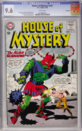 Silver Age (1956-1969):Science Fiction, House of Mystery #141 Northland pedigree (DC, 1964) CGC NM+ 9.6 White pages....