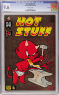 Silver Age (1956-1969):Humor, Hot Stuff, the Little Devil #32 File Copy (Harvey, 1961) CGC NM+ 9.6 Off-white pages....