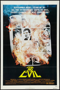 "Fear No Evil Lot (Avco Embassy, 1981). One Sheets (2) (27"" X 41"") and Lobby Cards (6) (11"" X 14""). H..."