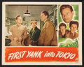 """Movie Posters:War, First Yank Into Tokyo (RKO, 1945). Lobby Cards (4) (11"""" X 14"""").War.. ... (Total: 4 Items)"""