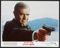 "Movie Posters:James Bond, Never Say Never Again Lot (Warner Brothers, 1983). Mini Lobby Cards(12) (8"" X 10""). James Bond.. ... (Total: 12 Items)"