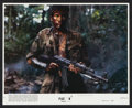 "Movie Posters:War, Platoon (Orion, 1986). Mini Lobby Card Set of 8 (8"" X 10""). War..... (Total: 8 Items)"