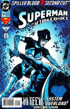 Issue cover for Issue #694
