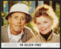 "Movie Posters:Drama, On Golden Pond (Universal, 1981). Mini Lobby Card Set of 8 (8"" X 10""). Drama.. ... (Total: 8 Items)"