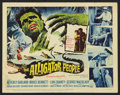 "Movie Posters:Horror, The Alligator People (20th Century Fox, 1959). Title Lobby Card & Lobby Cards (6) (11"" X 14""). Horror.. ... (Total: 7 Items)"