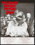 """Movie Posters:Rock and Roll, The Rocky Horror Picture Show (Films Incorporated, 1975). CollegePoster (17"""" X 22""""). Rock and Roll.. ..."""