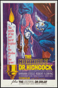 "Movie Posters:Horror, The Horrible Dr. Hichcock/The Awful Dr. Orloff Combo (Sigma III Corp., R-1964). One Sheet (27"" X 41""). Horror.. ..."