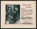 """Movie Posters:Serial, The House of Terror (William Pizor, 1928). Lobby Card Set of 8 (11"""" X 14"""") Episode 3 -- """"Swirling Waters."""" Serial.. ... (Total: 8 Items)"""