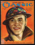 """Movie Posters:Miscellaneous, Motion Picture Classic Magazine (Brewster, 1926). Magazine (Multiple Pages, 9.5"""" X 12.25""""). Miscellaneous.. ..."""