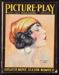 """Movie Posters:Miscellaneous, Picture Play (Street & Smith, 1925). Magazine (8.75"""" x 11"""", Multiple Pages). Miscellaneous.. ..."""