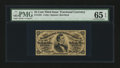 Fractional Currency:Third Issue, Fr. 1291 25¢ Third Issue PMG Gem Uncirculated 65 EPQ....
