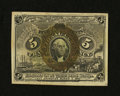 Fractional Currency:Second Issue, Fr. 1232 5¢ Second Issue Very Choice New....