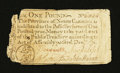 Colonial Notes:North Carolina, North Carolina December, 1771 £1 Very Fine....
