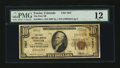 National Bank Notes:Colorado, Fowler, CO - $10 1929 Ty. 1 The First NB Ch. # 7637. ...