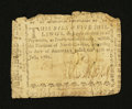 Colonial Notes:North Carolina, North Carolina July 14, 1760 5s Fine....