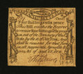 Colonial Notes:Massachusetts, Massachusetts October 16, 1778 4s/6d Very Fine....