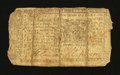 Colonial Notes:Maryland, Maryland March 1, 1770 $1/9 Very Good, backed....