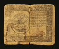 Colonial Notes:Continental Congress Issues, Continental Currency September 26, 1778 $5 Fine, damaged....