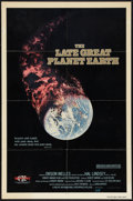 "Movie Posters:Documentary, The Late Great Planet Earth Lot (Pacific International, 1979). One Sheets (2) (27"" X 41""). Documentary.. ... (Total: 2 Items)"