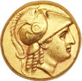 Ancients:Greek, Ancients: Macedonian Kingdom. Philip III Arrhidaios. 323-317 B.C.AV stater...