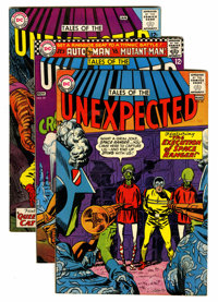 Tales of the Unexpected Group (DC, 1958-73) Condition: Average GD/VG.... (Total: 27 Comic Books)